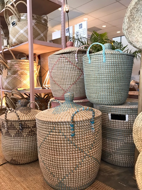 Bohemian Offers Beautiful And Chic Everyday Home Decor And Small Furnishings.  Its Most Popular Products Are Handwoven Baskets From Vietnam And North  Africa ...