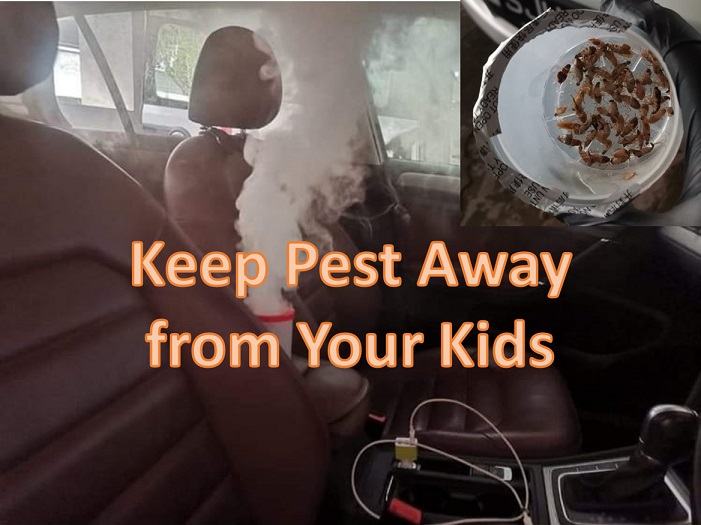Keep Pest Away from Your Kids (Super Deal)
